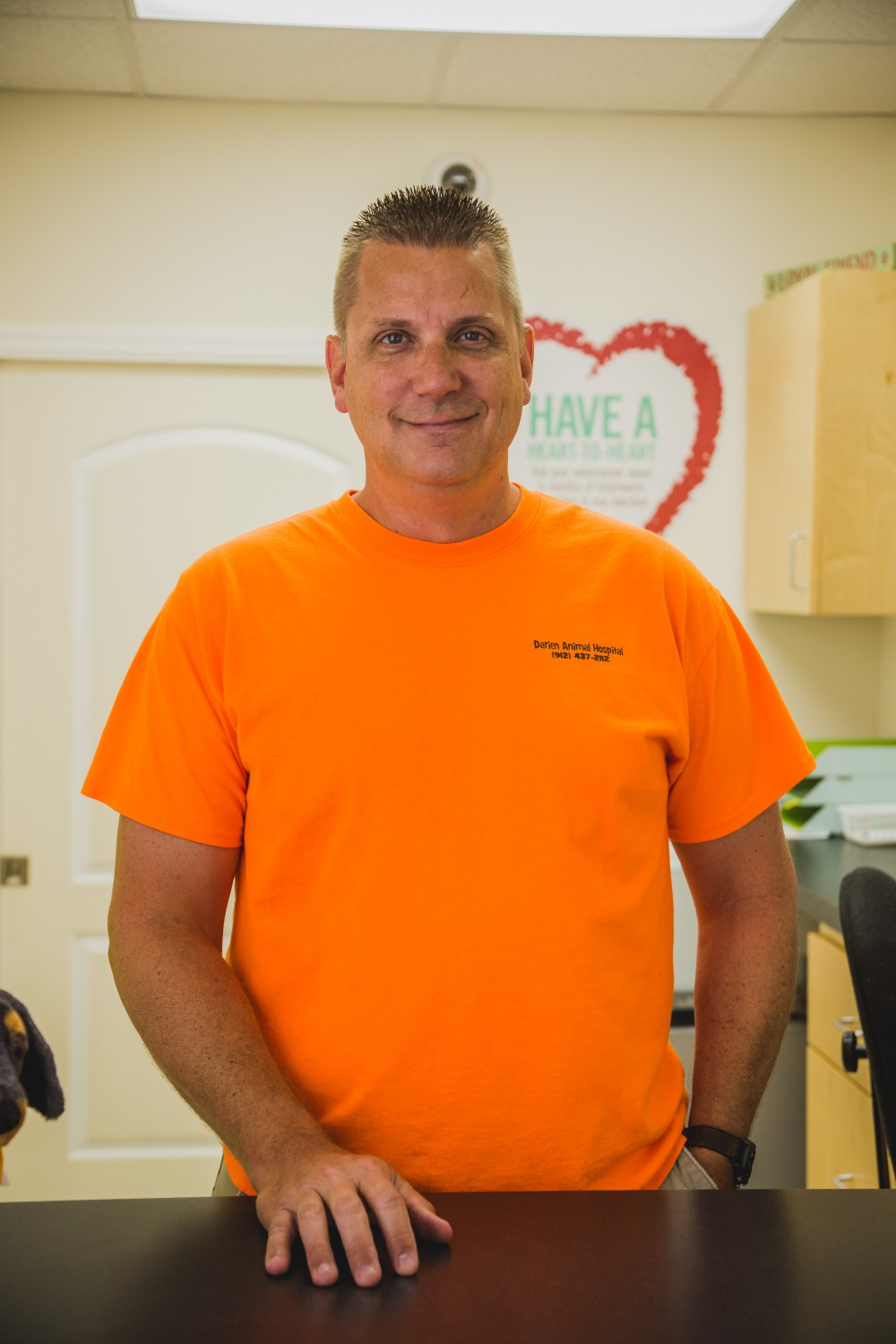 Mike Pope, DVM - Veterinarian Serving Brunswick Georgia